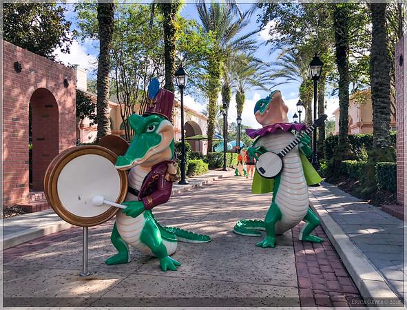 Disney Resort Exploration