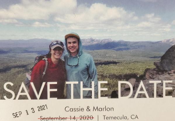 Cassie and Marlon