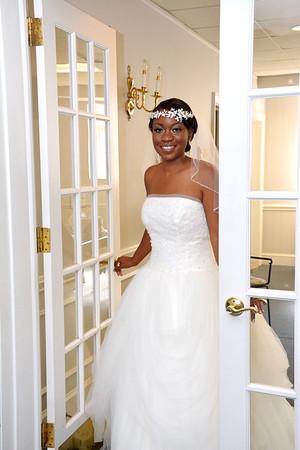 Nikki and Gary's wedding 10-01-16