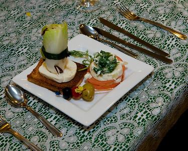 Dellridge Elegant Dinner, October 2009