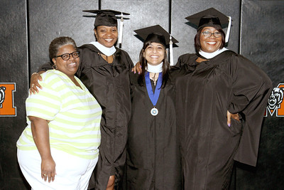 Medical School Commencement Macon 2014