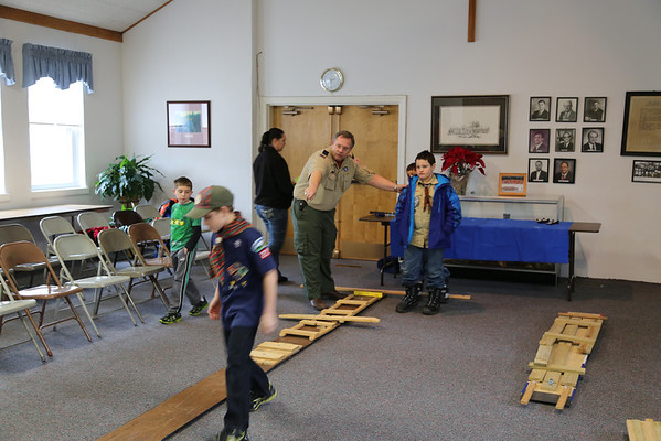 Pack 222 Pinewood Derby 2013
