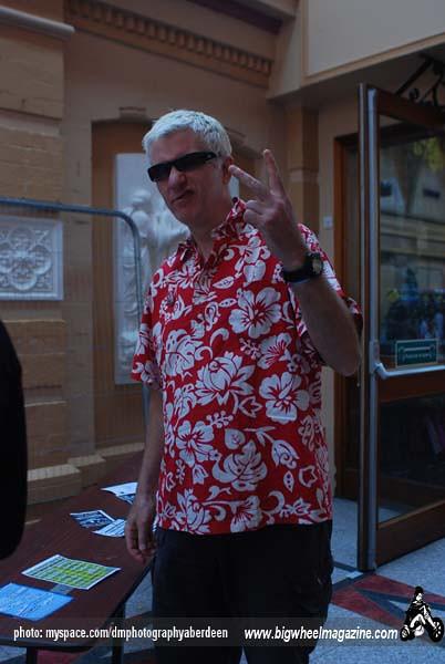 The Damned - Rebellion Festival 2009 - Blackpool, UK - August 7, 2009