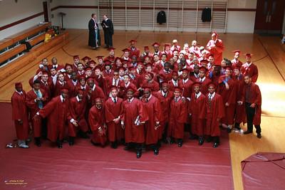 SBP Graduation Day 2009