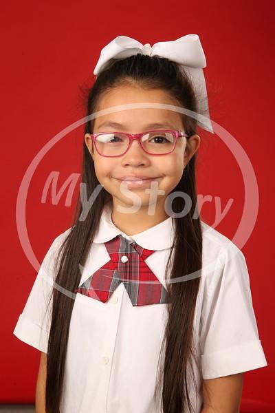 SMM (2016-17) 3rd Grade Portraits