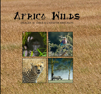 Africa - Book Format