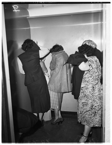 1952, Women at Jail