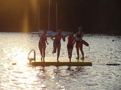 Aqua Tramp, Canoe Trips, and Cathy's!