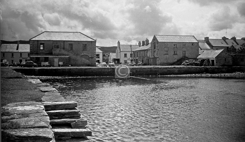 The harbour, Dunfanaghy.