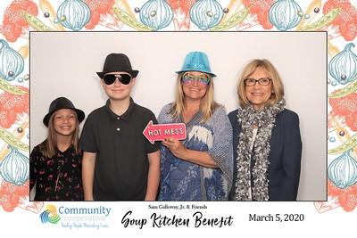 Community Cooperative Soup Kitchen Benefit 2020