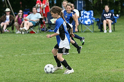 U10 Girls Essex Ball Hogz vs Rutland County Blue