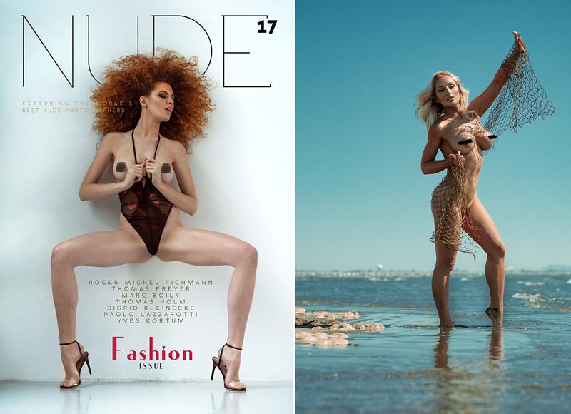 NUDE Magazine #17  (Leone)
