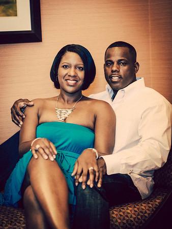 Chris and Trena