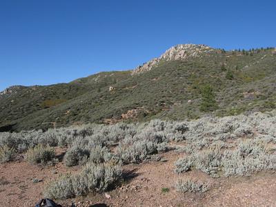 Mt. Bangs - Oct. 7, 2012
