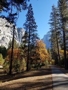 Yosemite, CA ~ October 2017