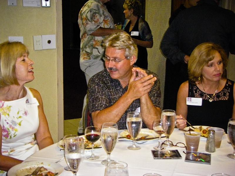 Leslie Perlik (GCM1972), Steve Perlik, Janice Wolf Olsen
