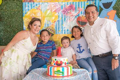 Rafael 1st Birthday