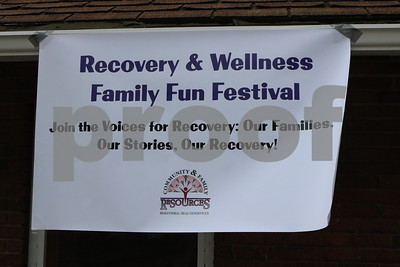 Recovery and Wellness Family Fun Festival 9/25/16