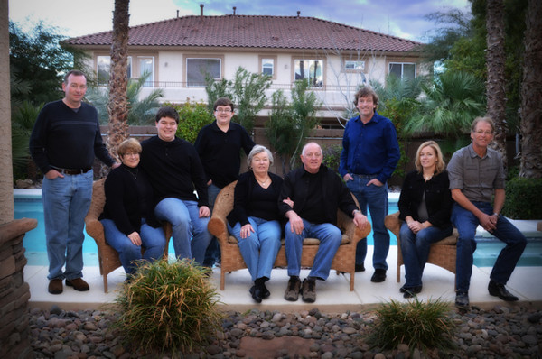 Taylor Family Portraits