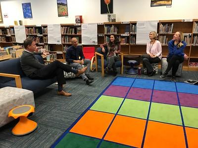 Superintendent Visit - Mesa Elementary - 2018-10-15