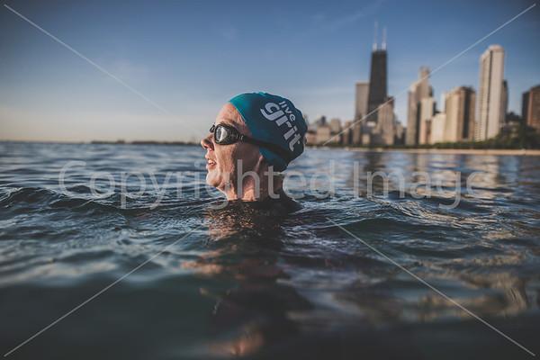 Open Water Swim Shoot