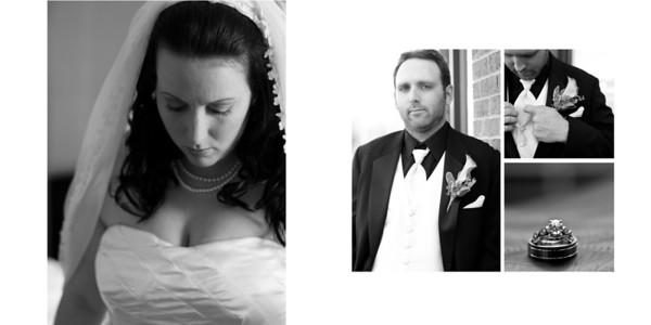 Stephanie and Josh Wedding Album
