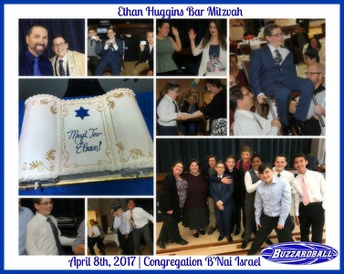 Ethan Huggins Bar Mitzvah | APRIL 8TH, 2017