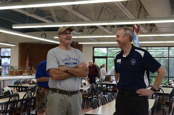 Alumni BBQ - Kate Pendergrass & Kevin Yeager