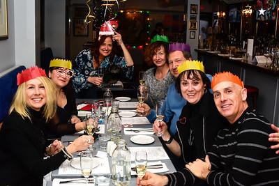 Wine Gang Christmas Dec 30, 2017