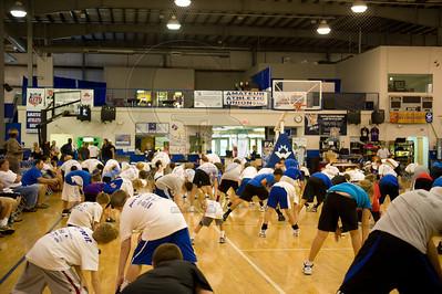 DeMarcus Cousins Elite Skills Basketball Camp Day 1