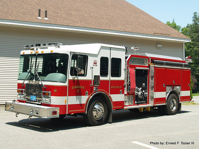 Byfield, MA (Protection #1) Apparatus