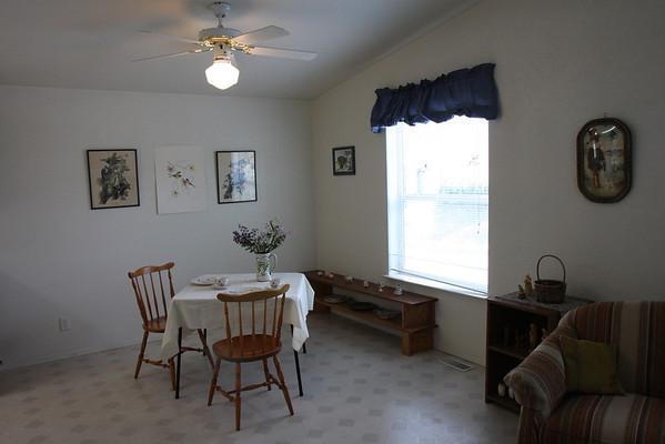 Heninger Home, August 2013