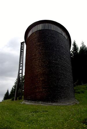 Caplutta Sogn Benedeg - Sumvitg, Switzerland - digital