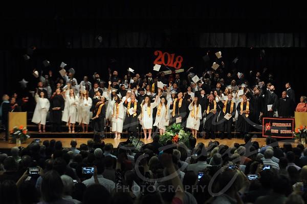 Class of 2018 Springdale Graduation