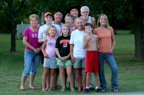 Mikes Family Pic's