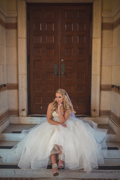 Rice University Bridal Samples