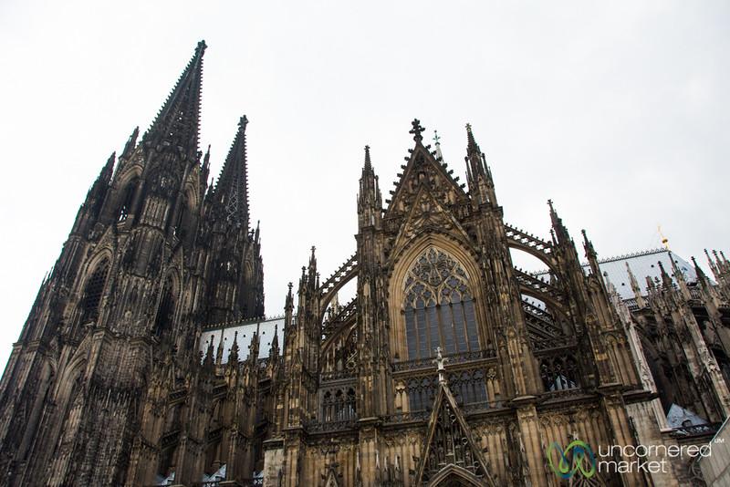 Köln Dom (Cologne Cathedral) - Cologne, Germany