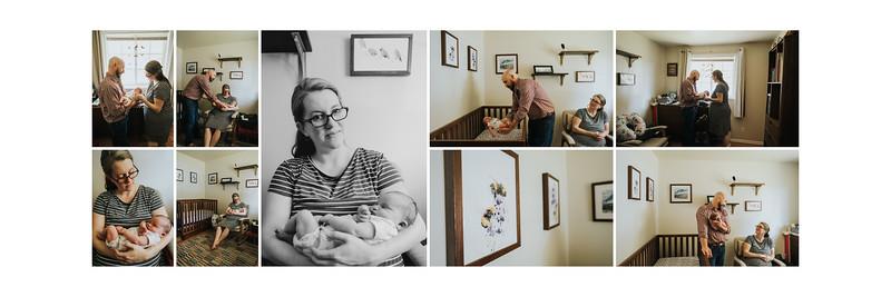 Album Draft Newborn Hazel