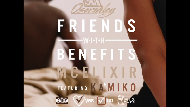 Friends W. Benefits promo