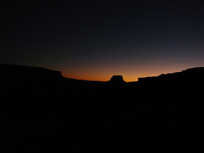 Chaco Culture NPS Sunsets 2011-10