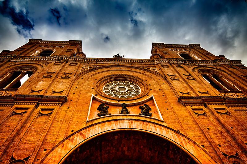 Cathedral Upward