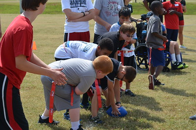 2013 Special Needs Football & Cheer