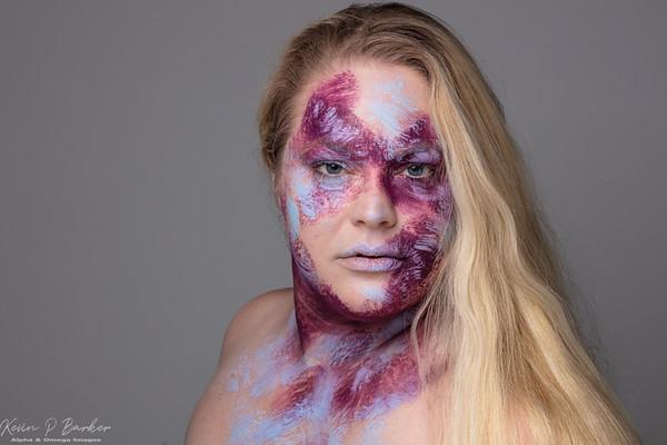 Ale - Makeup Shoot