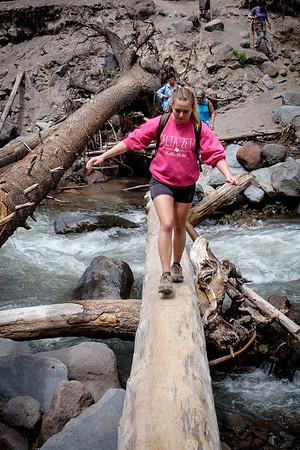 Ramona Falls Hike 7-16-2016