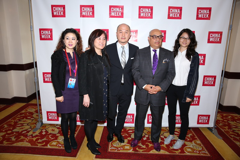 ChinaWeek's California-China Business Summit VIP Dinner