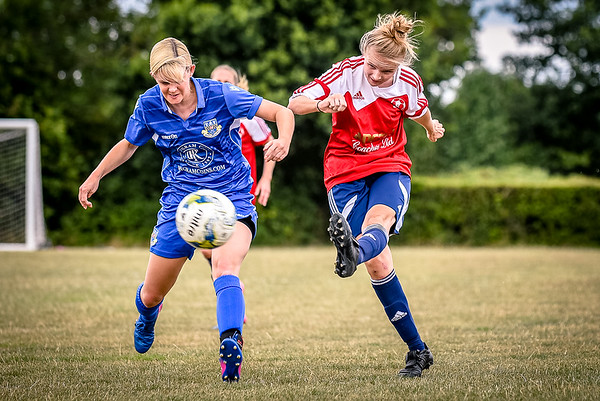 Bursledon Ladies v Eastleigh Ladies