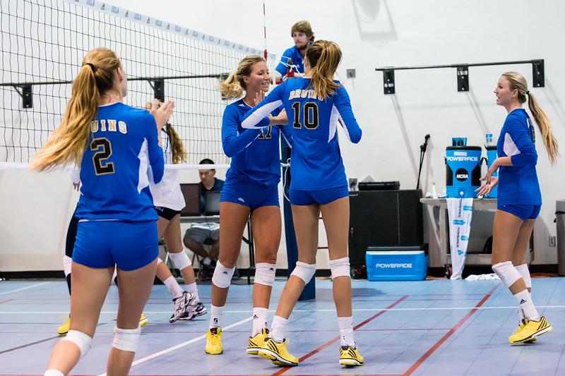 UCLA Women's Volleyball Alumnae Game @ Pardee Gym, Wooden Center