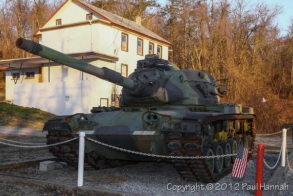 VFW Post 537 - Etters, PA - M60A3