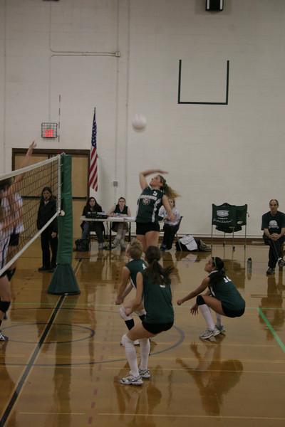 Varsity Volleyball 2008