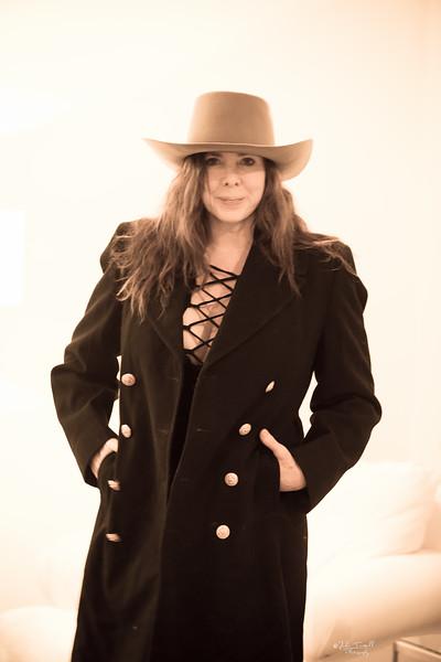 Donna Cowboy Hat